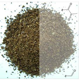 挽きたてコーヒー豆の香りに関する研究図1